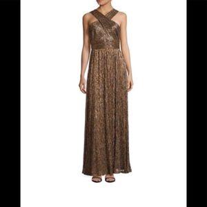 NWT Calvin Klein Maxi Gown Size 2